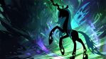 Queen Chrysalis Wallpaper by GenjiLim