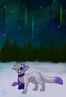IT'S LIKE A NIGHT RAINBOW [Contest] by TlAMAT