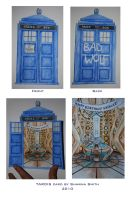 TARDIS card by otakuhobbit
