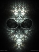 Alien Skull by psion005