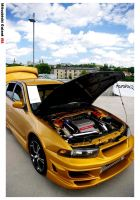 Mitsubishi Galant VR-4 by ShadoWpictureS