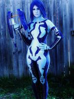 Cortana :) by SpartanJenzii