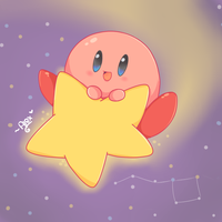 :.Kirby the star warrior.: by chibiirose