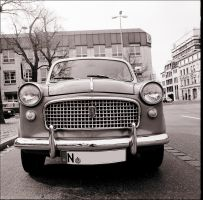 old Fiat by Niemans
