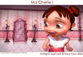 Ma Cherie     My Thesis by Nyoun