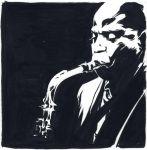 maceo parker by skinygalaxier
