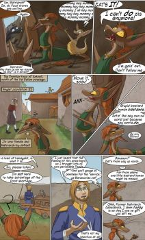 COM: Of Ends and Beginnings, Page 1 by Valsalia