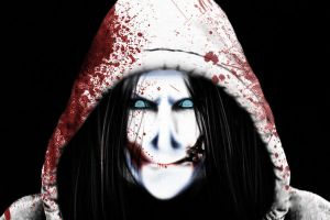 Jeff The Killer With Blood by SicSlipknotMaggot