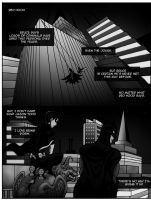 Volatile Chapter Four Page One by dragonzakeruga