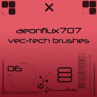 VEC-TECH BRUSHES by aeonflux707