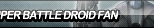 Super Droid Battle Fan Button by ButtonsMaker