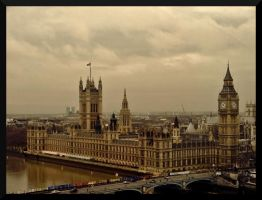 House of Parliment by lexxi