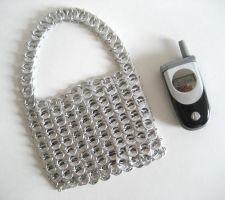 Pop Tag Bag by crazed-fangirl