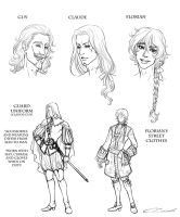 GN Final Character Sheet by Meiseki