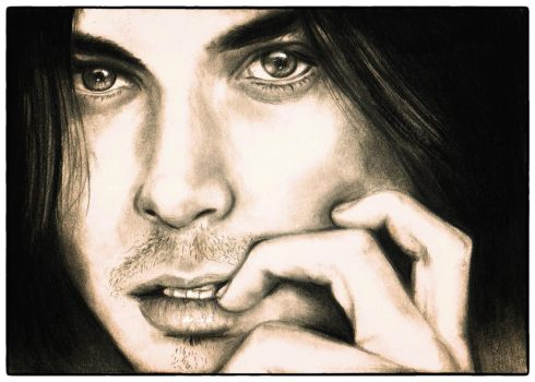 Tyler Blackburn by chocopeanutt
