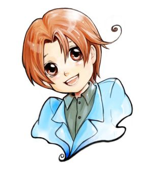 APH HETALIA ITALY CHIBI by 7point7
