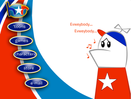 Homestar Runner: Gone by RaltheCommentator