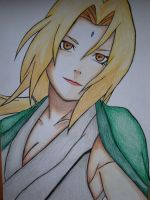 The Fifth Hokage/ Tsunade by Rumiko-san
