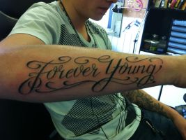 Forever young by nsanenl