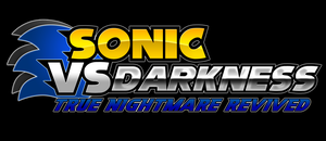 Next Sonic Fan Game Revealed - Sonic vs Darkness 2 by Kainoso