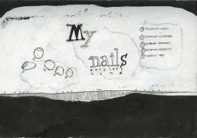 Me_part_one_nails_left_hand by sajkosyn