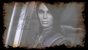 Ashley Williams Wallpaper by Kanagosa
