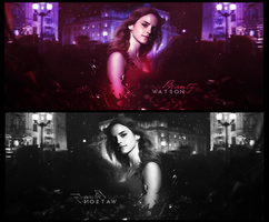 Emma Watson Beauty by chromium-art