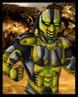 Cyrax 2011 by ReapingDarkSide