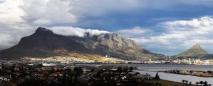 Table Mountain by jfranken