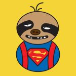 Sloth by goodmorningvoice