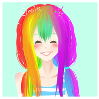 4.-Request SMILES: Lily by tea-of-love