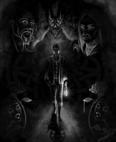 The Dark Descent by Orionali