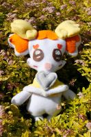 Potpourri plushie by wandering-dreamer