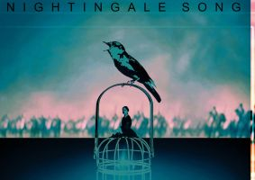 Nightingale Song - Landscape by ranbassi