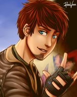 Tobias - For MLeth by ReneeViolet