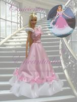 Cinderella's Pink dress by Encantadas