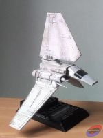 F-Toys IMP Shuttle repaint by G2ORC