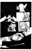 First Time: Pg 2 - Inks by PrinceBrian