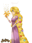 .:Rapunzel Fan Art:. by SheiSketch