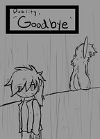 Goodbye Cover by Kryshoul