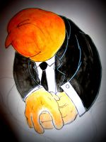 Man in Suit. by felix-bambaboy