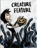 Creature Feature- Halloween 2 by LookAliveZombie