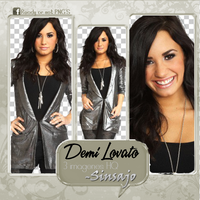 Demi Lovato Pack Png by l-Directioner-l