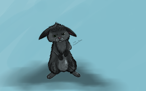 ROTG - Eater Bunny (Easter Lost Version) by Shadow--Blaze