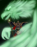 Daily Painting #3 Tyrant Swain by wesnothas