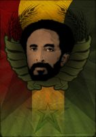 .Selassie I by lonewolfen