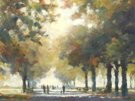 The Avenue by litka