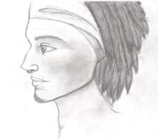 Dreads Dude by hellopotatoes