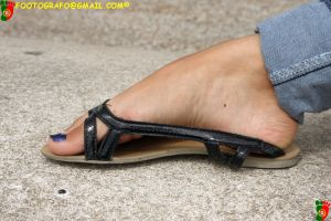 Areana's Sandals 4 by Footografo