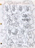 Brer Rabbit Doodles 2 by DisneyGirl52